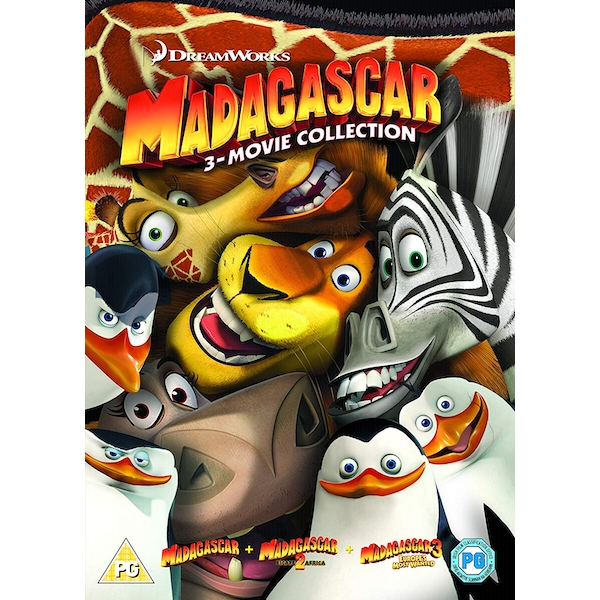 Madagascar: The Complete Collection DVD