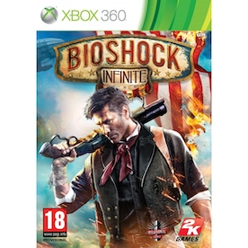BioShock Infinite Game Xbox 360