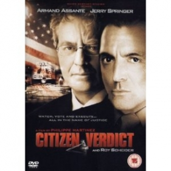 Citizen Verdict DVD