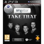 SingStar Take That Solus Game PS3