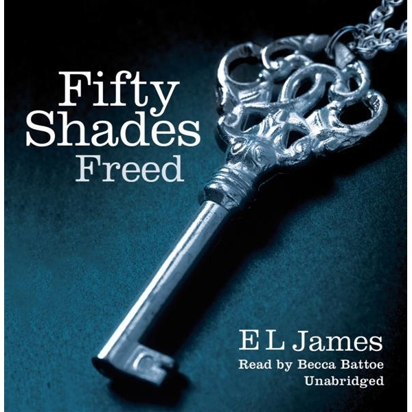 Fifty Shades Freed Audio Book CD - Image 1