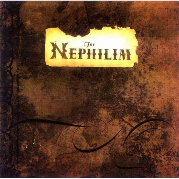 The Nephilim - The Nephilim CD