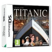 Secrets of the Titanic Game DS