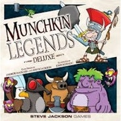 Ex-Display Munchkin Legends Deluxe Used - Like New