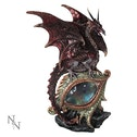 Eye Of The Dragon Red Dragon All Alator Dragons 21cm Statue