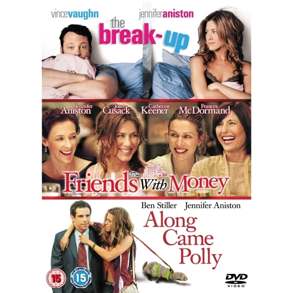 The Break-Up  Friends With Money  Along Came Polly DVD