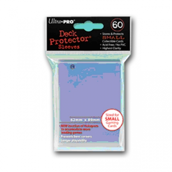 Ultra Pro Small Clear Deck Protectors (Pack of 10)