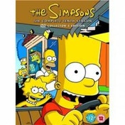 The Simpsons - The Complete Tenth Season Collector's Edition DVD