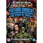 Future Shock! The Story Of 2000 AD DVD