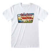 Marvel WandaVision - Welcome To WestView Unisex Small T-Shirt - White