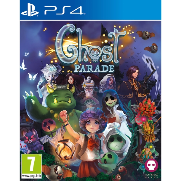 Ghost Parade PS4 Game