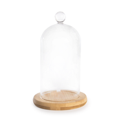 Glass Cloche Bell Jar | M&W Regular
