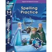 Frozen Magic of the Northern Lights: Spelling (Ages 5-6)