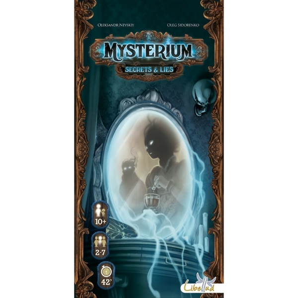 Image of Mysterium Secrets & Lies Expansion Board Game