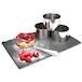Cooking & Dessert Rings - 8 Piece | M&W - Image 2