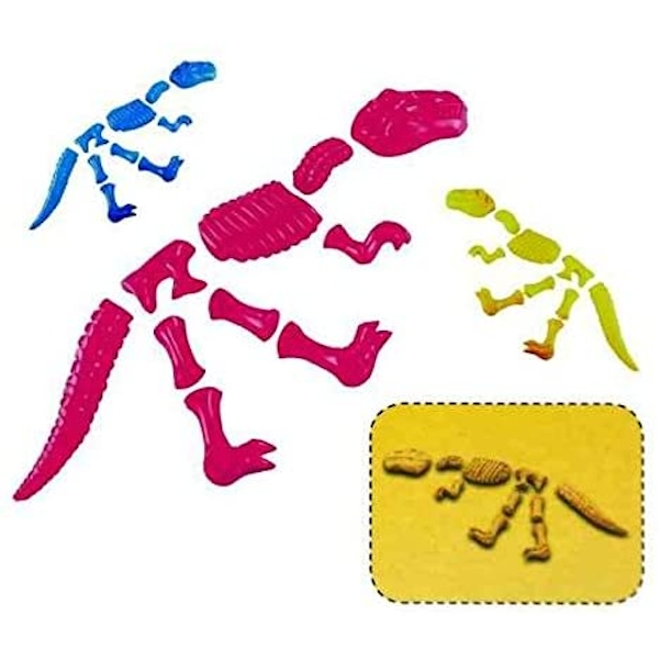 Dinosaur Sand & Mould Set