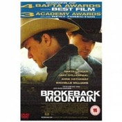 Brokeback Mountain [DVD] [2005] [DVD] (2005) Jake Gyllenhaal; Heath Ledger