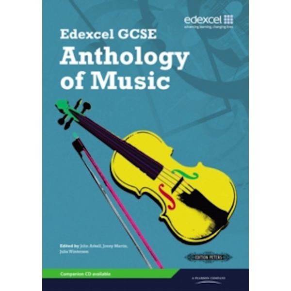 Edexcel GCSE Music Anthology by Pearson Education Limited (Paperback, 2009)
