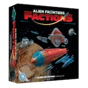 Alien Frontiers: Factions (2nd Edition) Board Game