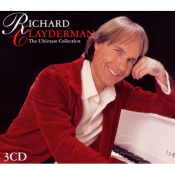 Richard Clayderman - The Ultimate Collection CD