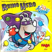 Rhino Hero Action - Active Kids