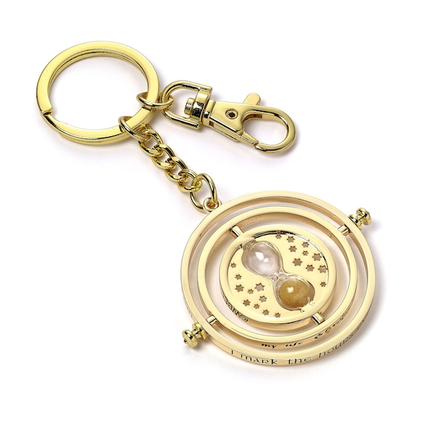 Rotating Time Turner Keyring (50 mm)