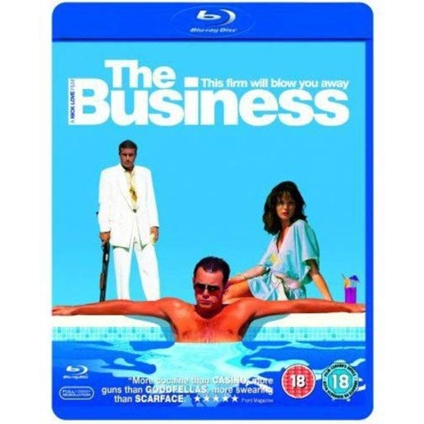 The Business Blu-Ray