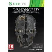 Dishonored Game Of The Year (GOTY) Game Xbox 360