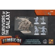 Zombicide: Invader – Survivors of the Galaxy