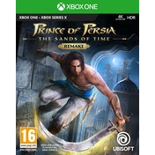 Prince of Persia The Sands of Time Remake Xbox One | Series X Game
