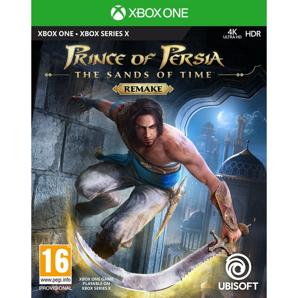 Prince of Persia The Sands of Time Remake Xbox One Game