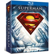 The Complete Superman Anthology Collection Blu-Ray