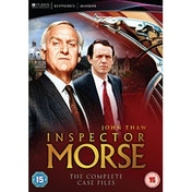 Inspector Morse The Complete Collection Series 1-12 DVD