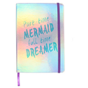 Part time Mermaid A5 Notebook