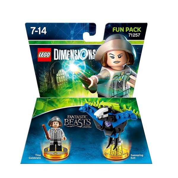 Fantastic Beasts Lego Dimensions Fun Pack 365games Co Uk