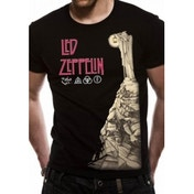 Led Zeppelin Hermit T-Shirt Small