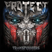 Transformers The Last Knight - Protect Canvas