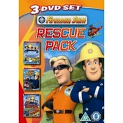 Fireman Sam Rescue Pack DVD