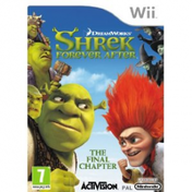 Shrek Forever After Game Wii