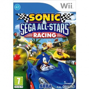 Sonic & Sega All-Stars Racing Game Wii