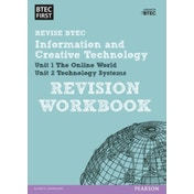 BTEC First in I&CT Revision Workbook by Pearson Education Limited (Paperback, 2014)