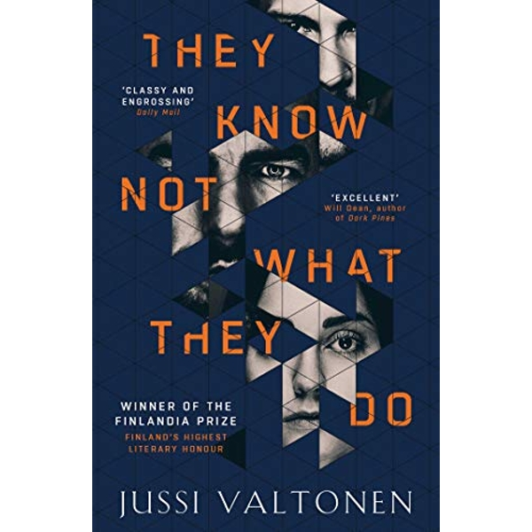 They Know Not What They Do  Paperback / softback 2018