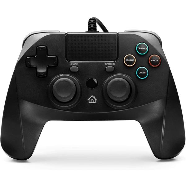 Snakebyte Wired 4S Gamepad Black for Playstation 4