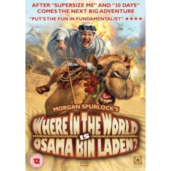Where In The World Is Osama Bin Laden DVD