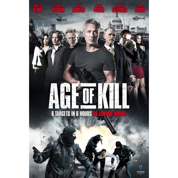 Age Of Kill Blu-ray