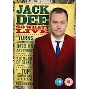 Jack Dee So What? Live 2013 DVD
