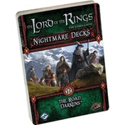 The Lord of the Rings The Card Game The Road Darkens Nightmare Decks