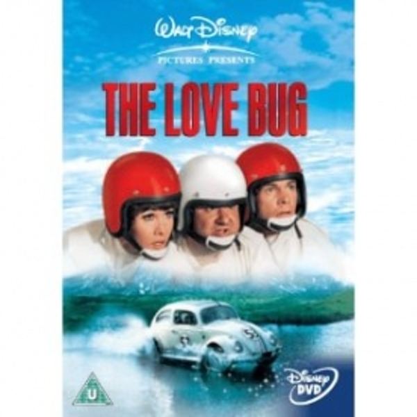 Herbie Love Bug DVD