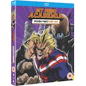 My Hero Academia - Season Three Part One Blu-ray