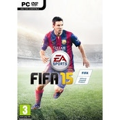 FIFA 15 PC Game (with 15 FUT Gold Packs) (Boxed and Digital Code)